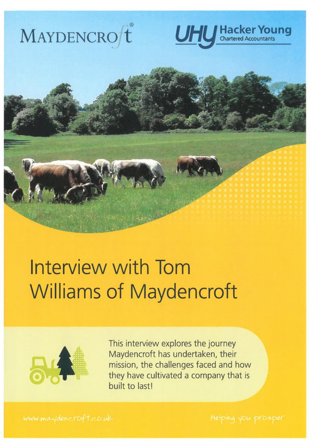 Interview with Tom Williams